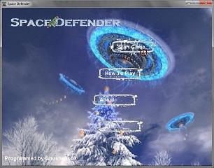 Space Defender : A Complete XNA GamebyGhoshehsoft (1/3)