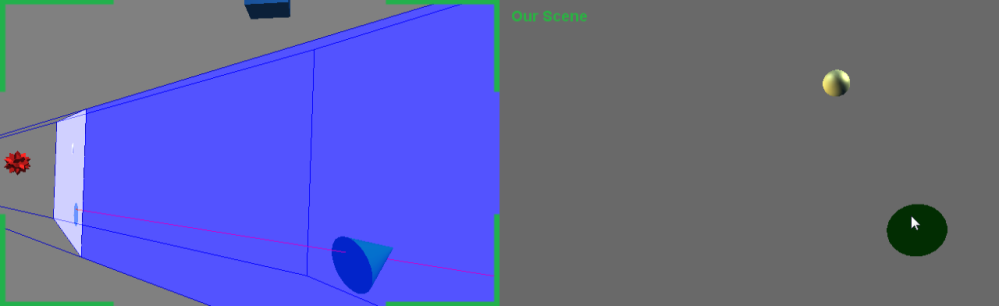XNA Picking Tutorial Part I (3/3)