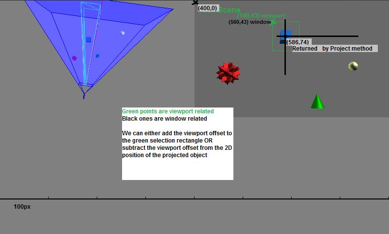XNA Picking Tutorial Part II (2/4)