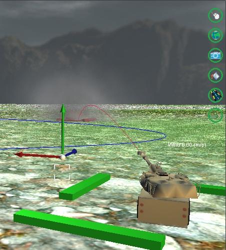 ArtillerSimulationScreenShot