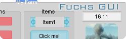 Fuchs GUI